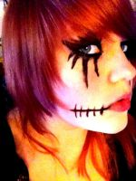 Female Version of Andy Biersack 2 by ChipsAhoyRocks