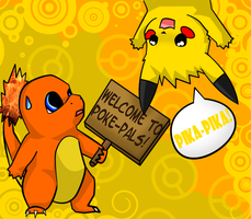 Poke-Pals Contest Entry by FancyPancakes