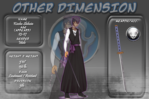 Kiosho -Bleach Other Dimension Application- by Kiosho-Shihoin