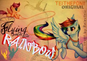 Flying With the Rainbow by Relectric