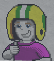 Minecraft - Commander Keen by J3ounz