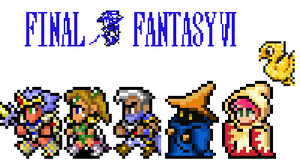 Final Fantasy IV by Tailikku1