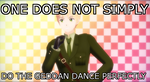 [MMD APH] One Does Not Simply... by FBandCC