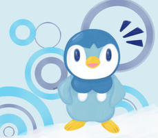 Piplup by BiogeneticBamboo