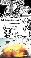 Bomberman 64 TSA comic by Fushidane