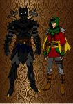 Medieval~Batman And Robin by Comicbookguy54321