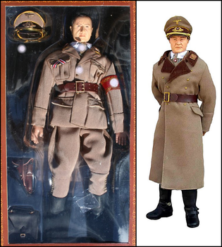 Bormann In The Past Toys ITPT Figure by PrinceZarbon