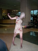 Silent Hill Zombie Nurse by Gingersnap87