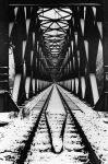 Railway Bridge by Peanutsalad