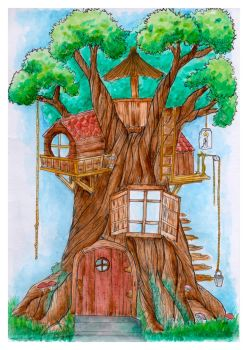 TreeHouse by chilifactor