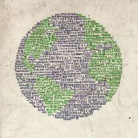 World Peace Typography by Graacee