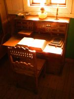 Old Desk by Azagh