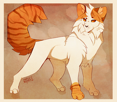 Stallionblaze by MapleSpyder