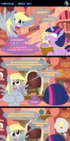 COM - Bubble Butt (COMIC) by AniRichie-Art
