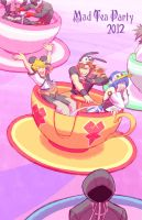 KH - Mad Tea Party by rasenth