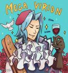 Happy Birthday Virion by tea-and-dreams