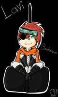 Chibi Lavi by TwilightTheEevee