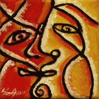 The kiss 2 by Blueprint92