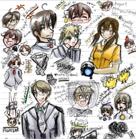 Hetalia Axis Portal by AnimeFan2006