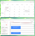 Calendr Concept by RDTSOD