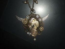 Collier ailes mecaniques by menolly-48