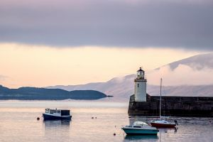 Ardrishaig Lighthouse by Spyder-art