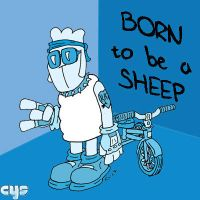 CYS - Born to be a Sheep by jimnorth