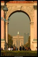 Arc to Arc and Obelisk Between by HerrDrayer