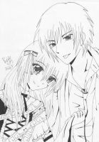 Bishie boy and Cute girl :3 by YuikiFressa