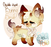 (Clos) Bunny Bread SoulFox Auction! NEW OWNER ONLY by SetSaiI