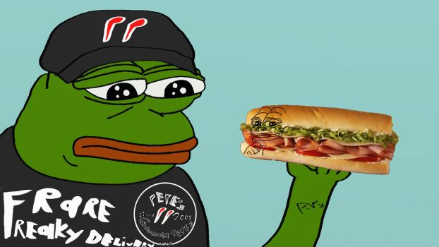 PEPE Jimmy John's Part 1 by DestinyWrites