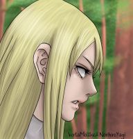 Galatea, Claymore by VertaMoltke