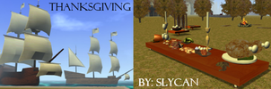 ThanksGiving Re-Release by Some-Art