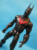 Custom Arkham City Batman Beyond Figure by cusT0M