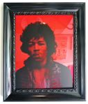 Blood Red Jimi by Blakey23