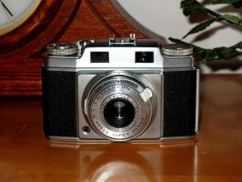 Ansco Super Memar front by FallisPhoto