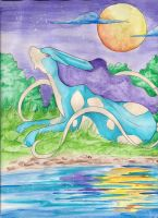 ::Suicune:: by Haileyjo13