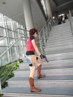 Resident Evil 2: Claire Redfield by cat12370