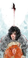 You know nothing Jon Snow by Atramina