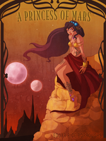 Princess of Mars by Sirothello