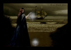One If By Land..... by B1ackWitch