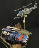 Battletrap Alt Mode by Shinobitron