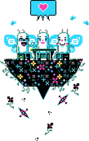 Game Jolt Social Butterflies by knitetgantt