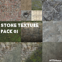 Stone Texture pack 01 by Milosh--Andrich