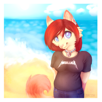 Beach by Smushey