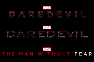 Marvel's DAREDEVIL - LOGO II by MrSteiners