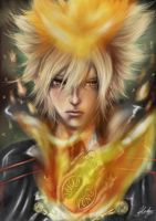 Vongola Primo by crysticx