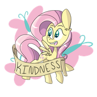Element Of Kindness by kittyateaperson