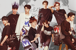 EXO PNG Pack {The Celebrity x MCM} by kamjong-kai