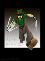 Choi Bounge - KoF - The FGE Project by c-r-o-f-t